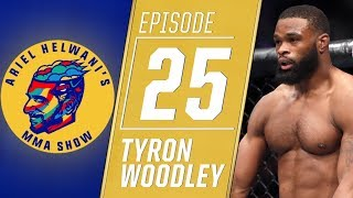 Tyron Woodley eyes fight in early 2019, talks welterweight division | Ariel Helwani's MMA Show