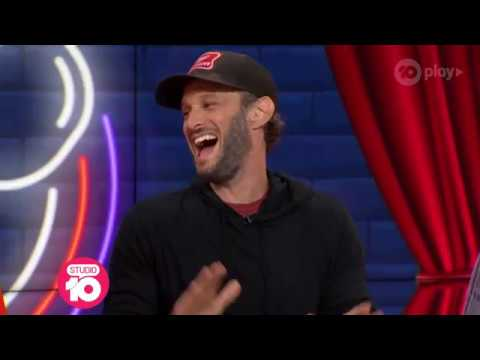 Comedian Josh Wolf Tours Australia For The First Time | Studio 10