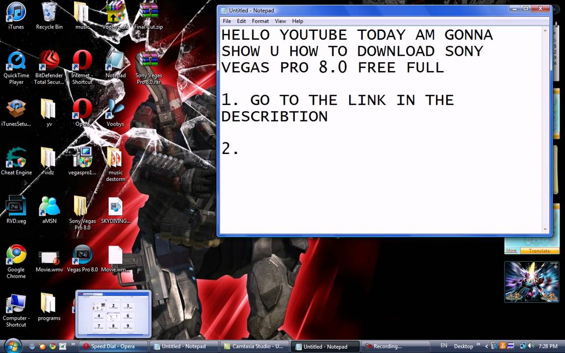 how to find your sony vegas serial number