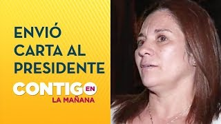 Mamá de Fernanda Maciel hizo llamado a Sebastián Piñera - Contigo en La Mañana