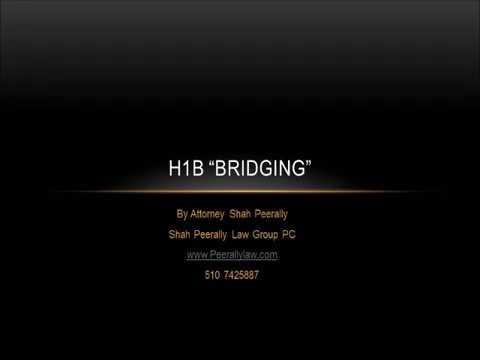 H1B bridging