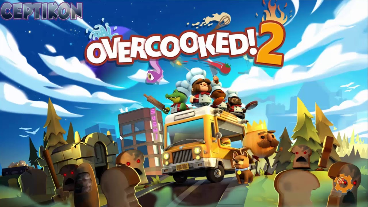 How To Download and Install Overcooked 2 With MULTIPLAYER (NO TORRENT)