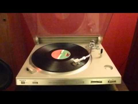 TURNTABLE SONY PS 333 FULL AUTOMATIC