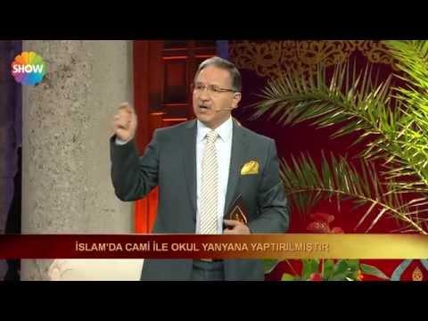 Prof. Dr. Mustafa Karataş Ile Sahur Programı 4 Temmuz 2015 1.Kısım