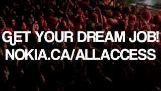 Apply to Land Live Nation and Nokia Canada