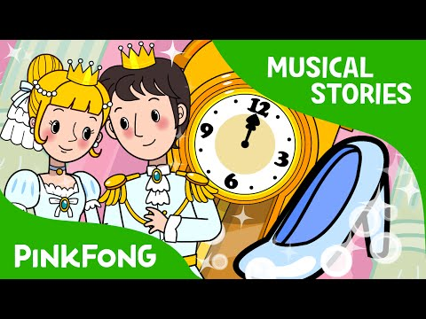 Cinderella  Fairy Tales  Musical  PINKFONG Story Time for Children
