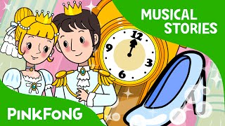 Video Cinderella | Fairy Tales | Musical | PINKFONG Story Time for Children download MP3, 3GP, MP4, WEBM, AVI, FLV Mei 2018