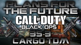 Black Ops 2 | Plans For The Future + Msmc 35-3 Tdm