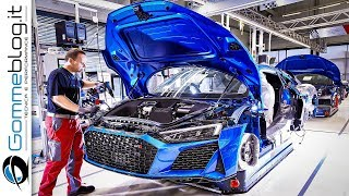 2020 Audi R8 - PRODUCTION - (German Car Factory)