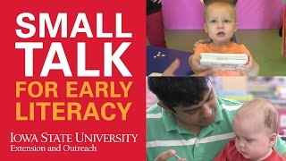 Our Story: Small Talk for Early Literacy