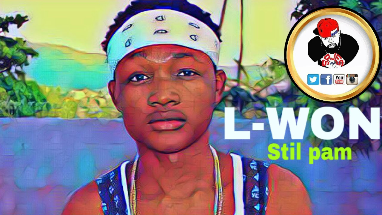 Download L-WON aka PITI AK MAYO BLAN AN KI KONN FREESTYLE ANPIL LA - Stil   pam (Official Audio) by SAJES NET