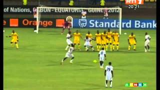 Orange Africa Cup Of Nations 2012 - Ghana - 2 vs 0 - Mali All Goals & Highlights