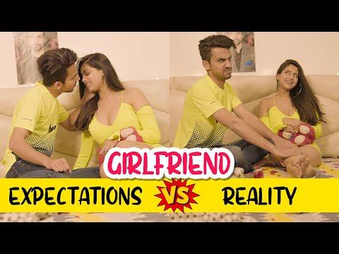 My Girlfriend Expectation Vs Reality | Pataakha