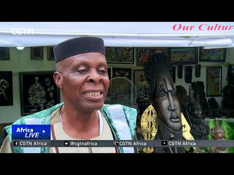 Celebrating Nigerian Art: Abuja offers artists a platform to showcase their creativity