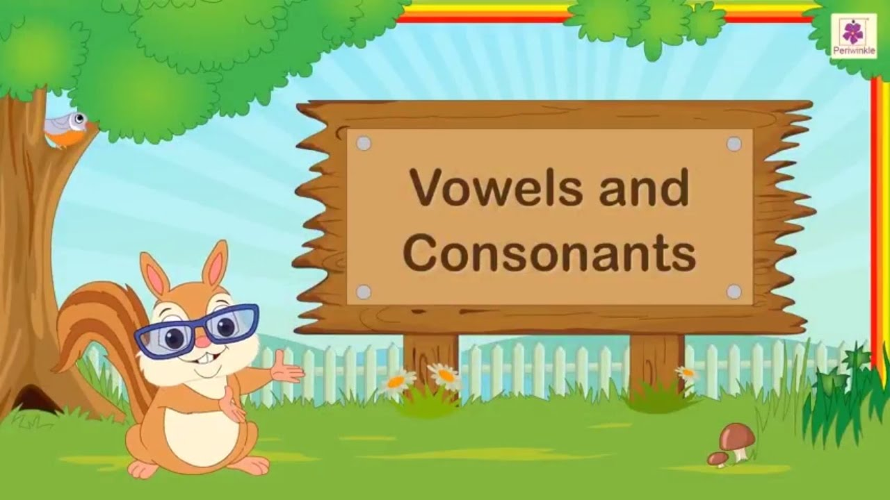 Vowels and Consonants For Kids | English Grammar | Grade 2 ...