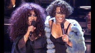 Whitney Houston Chaka Khan I M Every Woman Live From VH1 DIVAS 1999