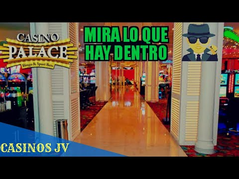 REVIEW Del CASINO PALACE de CANCÚN (Camaras Ocultas) / Casinos JV