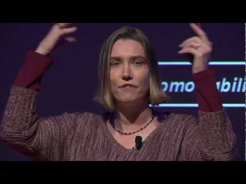 The Roots of Religion: Genevieve Von Petzinger at TEDxVictoria