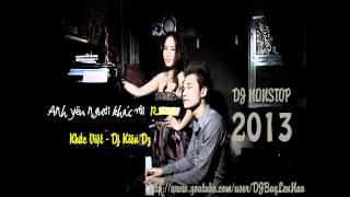Viet Karaoke | Anh Yêu Người Khác Rồi Remix Khắc Việt Dj Kiên Đz | Anh Yeu Nguoi Khac Roi Remix Khac Viet Dj Kien Dz