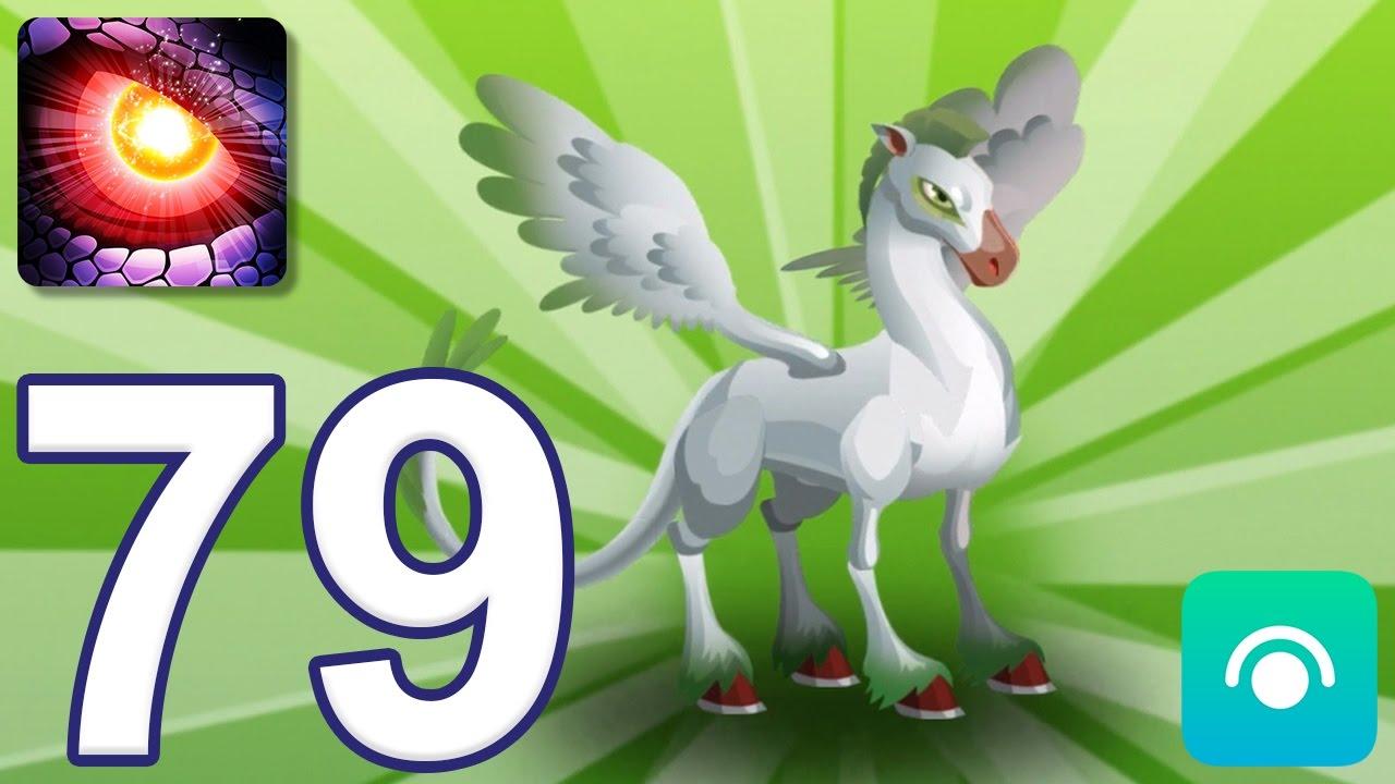 Monster Legends - Gameplay Walkthrough Part 79 - Level 44, Pegasus (iOS,  Android)