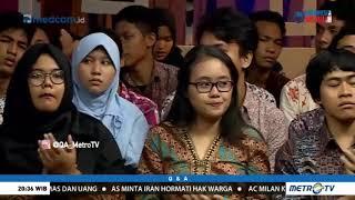 Q&A - Dapat Ancaman, Saut Situmorang: Siapa Suruh Jadi Ketua KPK?