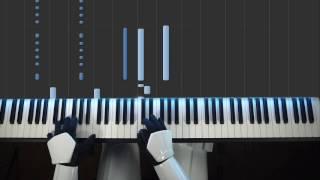 STAR WARS - Rogue One Final Trailer (Piano Cover) [Intermediate]