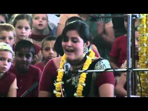 Narottama Kirtan Utsav -  Hare Krishna Kirtan By HG Hari Bol At ISKCON Mayapur