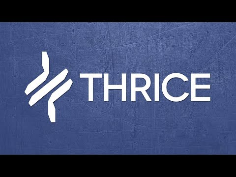 Thrice Download Festival Interview 2018