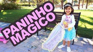 Transformando Objetos em Presentes no Parquinho Infantil - Paninho Mágico