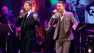 Tipperary Girl/Dance All Night  Daniel O'Donnel and Michael English | The Late Late Show | RTÉ One