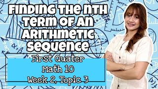 Finding the nth term of an Arithmetic Sequence