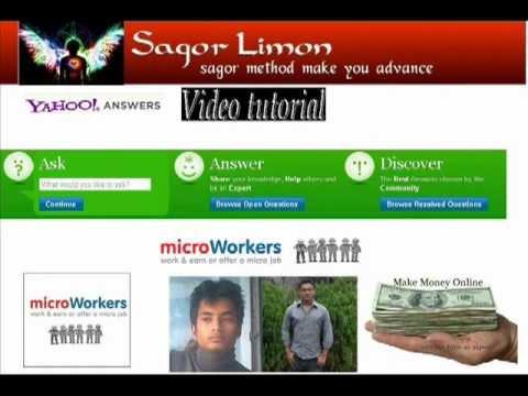 microworkers.com yahoo answers