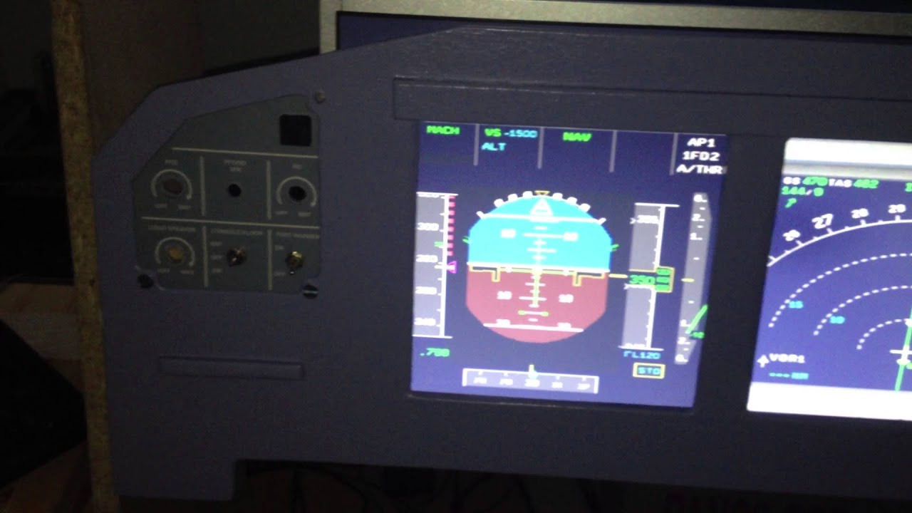 News | Open Airbus Cockpit | Open source software & hardware to