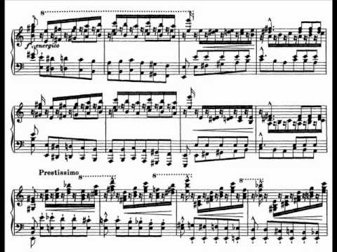 Claudio Arrau plays Liszt Transcendental Etude no. 2