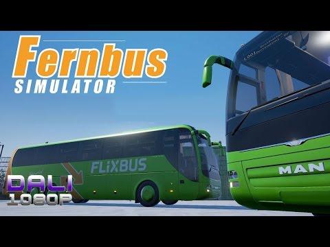 Fernbus Simulator PC Gameplay 1080p 60fps