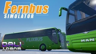 Fernbus Coach Simulator PC Gameplay 1080p 60fps