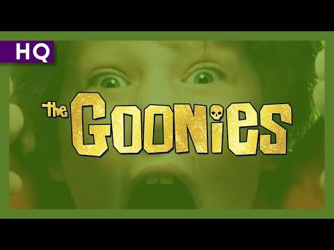 The Goonies trailers