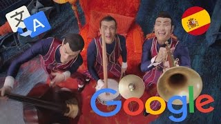 We Are Number One But translated to Spanish by Google Translator thumbnail