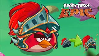 Angry Birds Epic: Brand New Red Elite Knight - The Golden Easter Egg Hunt Incoming