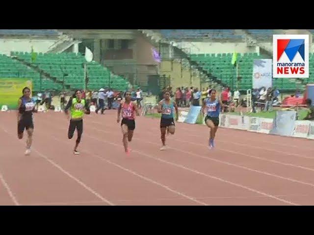 Atletic meet report  | Manorama News
