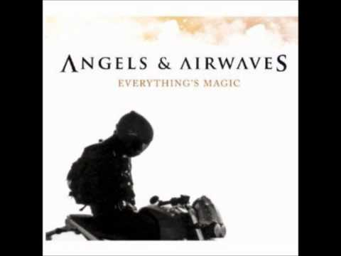 Everything's Magic - Angels and Airwaves Acoustic Cover  W/ Lyrics