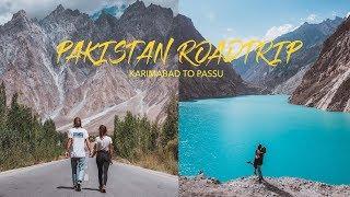 PAKISTAN vs. NEPAL - Es ist einfach unglaublich schön hier! l Hopar Valley & Attabad Lake