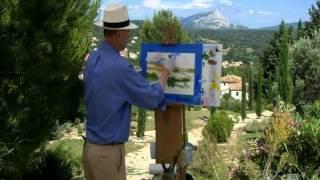 'Пейзажи сквозь время'- Сезанн и гора Сен Виктуар