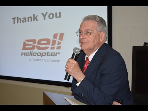 Researchers give wings to local American Helicopter Society group