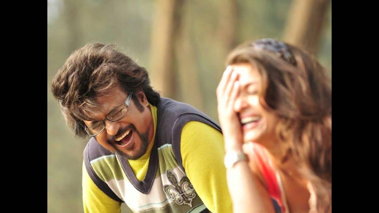 Endhiran Songs HD Irumbile Oru Idhayam Rajinikanth and ...
