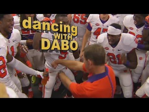 Dabo Locker Room Dance