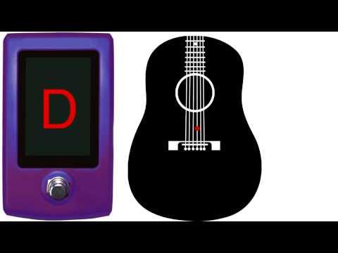 Guitar Tuner - drop A