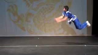 Soaring Eagle Kung Fu 04/2015 Recital - 1