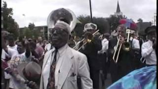 Gambar cover Jazz Funeral of Percy Humphrey, New Orleans July 1995
