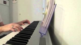 Shooting Star (by Owl City) Piano Cover